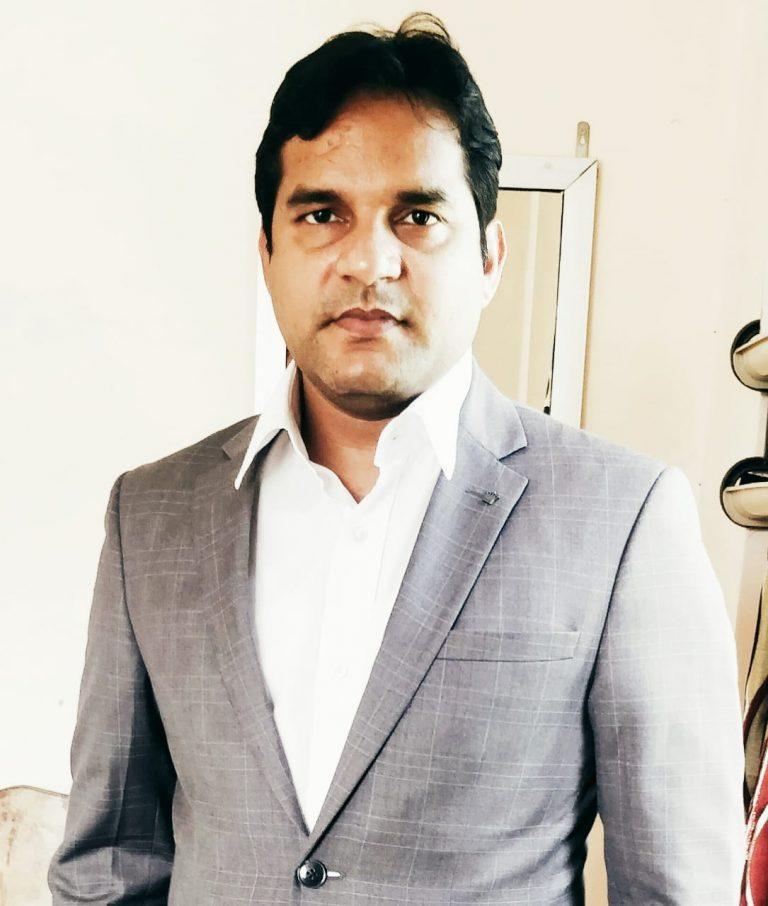 Dr Praveen Kumar Shahi